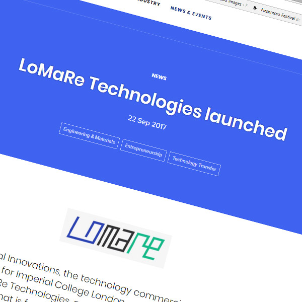 Lomare Technologies Launched