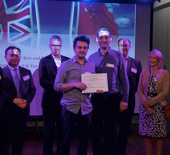 LoMaRe wins UK-China tech competition